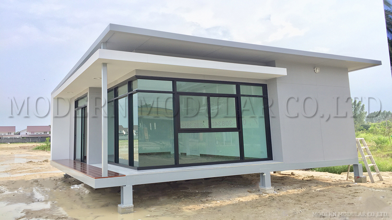 Modern Modular Company The Design And Installation Expert Who Offers A Full Service Range In Prefabricated Buildings